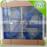 Windows Mounted Energy Saving Ventilation Cooling Fan for Butterfly Orchid Planting Greenhouse