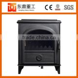 CE Certificate Free Standing Indoor Cast Iron Burning Wood Stove/fireplace used to home warming