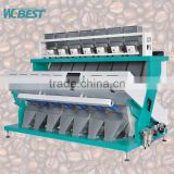 Simple Operate Grain Color Sorter With High Speed Ejector