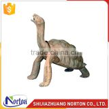 Custom large outdoor antique bronze turtle statue NTBT-T001A