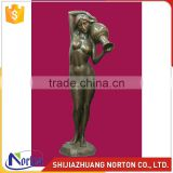 Norton factory handmade bronze nude woman sculpture NTBH-005LI