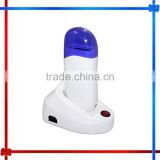 depilatory wax machine with single base