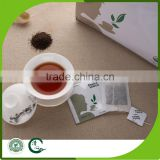 China supplier export detox drink organic black tea