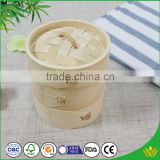 China Branded Smooth Wholesale Bamboo Steamer Basket