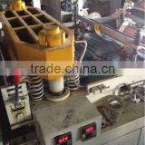 stamping machine for collar band,creasing machine for collar butterfly,punching machine for shirt collar band