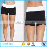 Women Wholesale High Stretchy Gym Athletic Shorts