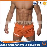 factory price best quality wholesale guangzhou factory mens boxer running gym shorts customize logo pattern with picture shorts