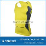 CP-1306 compression vest mens, mens compression vest, compression vest for men