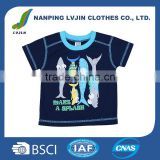 Infants&Toddlers Age Group Baby clothes Newborn Baby Clothes Custom Cotton T-Shirt