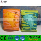 Inflatable swimming armband hot sale pvc inflatable floating wings for summer water toys