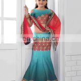 kid lehanga ethnic dress maker, kid wedding party dress exporter