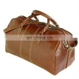 Portable Leather Travel Bag with high quality