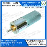 Precision High Torque Gear Motor Stable Performance for Office Automatic Equipment GM16-050SH