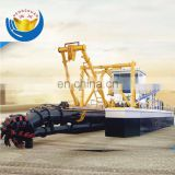 Widely used low price submersible pump cutter suction dredger for sale