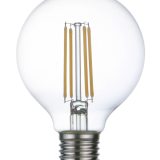 G80 LED Filament Bulb for perfectly replacement of incandescent lamp 7w 800lm