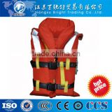 2015 new product manufacture hot sale life jacket adult water sport life saving jacket