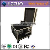wholesale aluminum road case equipment case flight case with ultra strong hexaboard panels