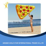 Creative Pizza design inflatable swimming float
