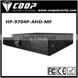 CCTV System 4 CH Full D1 H.264 DVR AHD CVI TVI DVR security cameras system