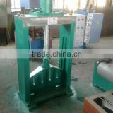 Rubber cutting machine/rubber cutter for slipper factory
