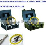 New ! Waterproof drain pipe inspection camera MCD-710B pipe inspection camera ,water pipe inspection camera