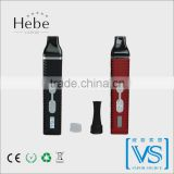 2015 Newest dry herb vaporizer pen , Hebe vapor ,authentic titan-2 herbal vaporizer with lowest price from original factory