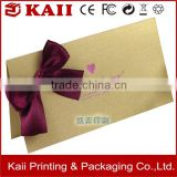 promotion special printing handmade greed card wedding invitation card                                                                                                         Supplier's Choice