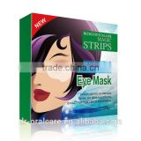 distributors wanted disposable face mask, new style Microcrystalline gel eye mask