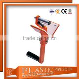 HDPE Plastic Pipe Cutter and Bevelers