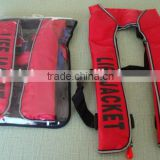 FlyHigh custom inflatable life jacket , neoprene life jacket