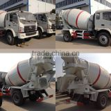 25000 liter Mini cement mixer truck, 25000 liter Mini concrete mixer truck, 2500 liter concrete mixer drum truck