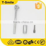 Socket Wrench Tool Chrome Vanadium Spanner Set