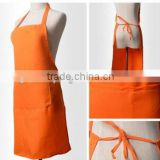 cooking apron/cotton apron