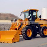 Aolite front loader machines for snow removal