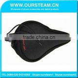 Black Bicycle Bike Gel Seat Saddle Cover Model D Large in Stock