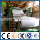 China Friends Paper Macking Machine/2400mm culture paper machine for Printing paper, Copy paper, Writing paper, Newsprint