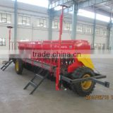Suitable big farm Hydraulic no till wheat seeder with 3 point linkage