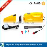 DC12V Dry&wet 90w/120w car vacuum cleaner with air pump/low price stock car vacuum cleaner