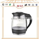 Mini 2 Cup Electric Kettle with Glass Boiler Milk for KItchen