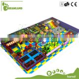 TUV approved commercial children large indoor playground