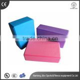 High Quailty EVA Yoga Block Brick Foaming Foam Home Exercise Fitness Health Gym Practice Tool