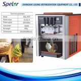 Food grade stainless best price desktop soft icecream machine