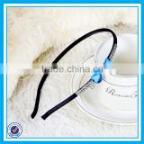 Cheap wholesale artificial rhinestone latest hairband designs for girls