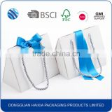 Luxury Design Paper Bag for Women Folding Shopping Bag Custom Logo                                                                         Quality Choice