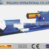 10 Ton Hydraulic Uncoiler with Press Arm and Coil Car