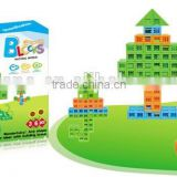 BNE100851 36pcs natural world plastic Educational building block