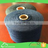 Larggest yarn exporter in zhejiang 50% cotton 50% viscose multicolor acrylic blended knitting yarn