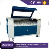 Chinese cnc laser cutter wood pen laser engraving machine with 100w co2 metal laser tube