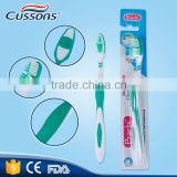 Silicone rubber hard bristle cheap toothbrush china