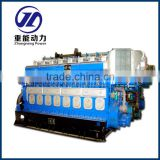 Factory outlet 4000kw Heavy fuel oil engine and generator set for sale